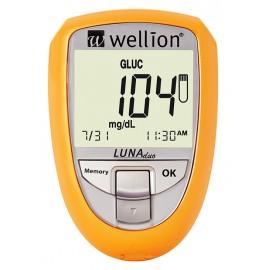 Wellion LUNA trio (glucosa-colesterol-ácido úrico))