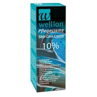 Crema de cuidado intensivo 10% Urea 75 ml Wellion