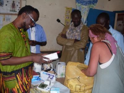 Donación PROYECTO CULTIVANDO SONRISAS – KAOLACK (SENEGAL)